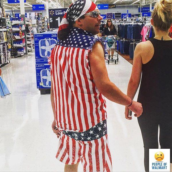 Mods American supermarkets
